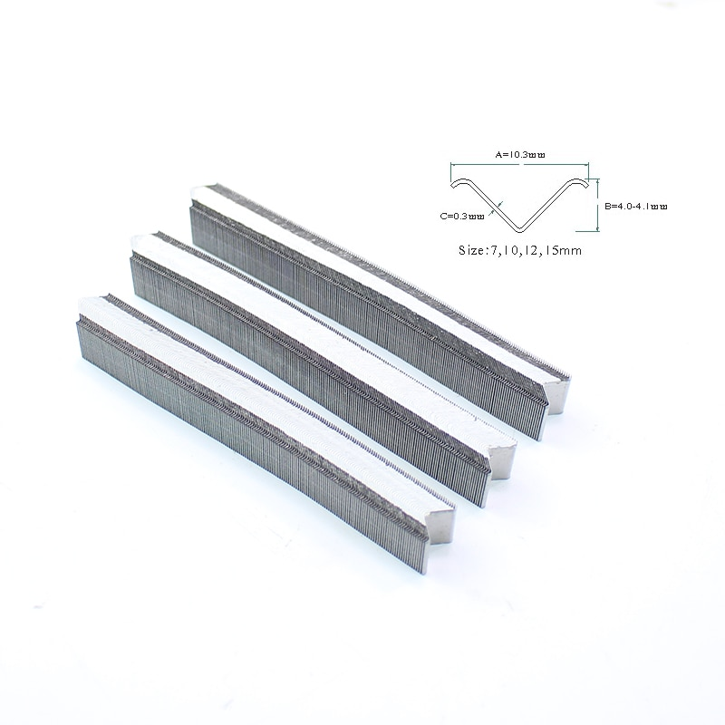 3872PCS V Angle Nails For V1015 Frame Nails For Ordinary Wood USE