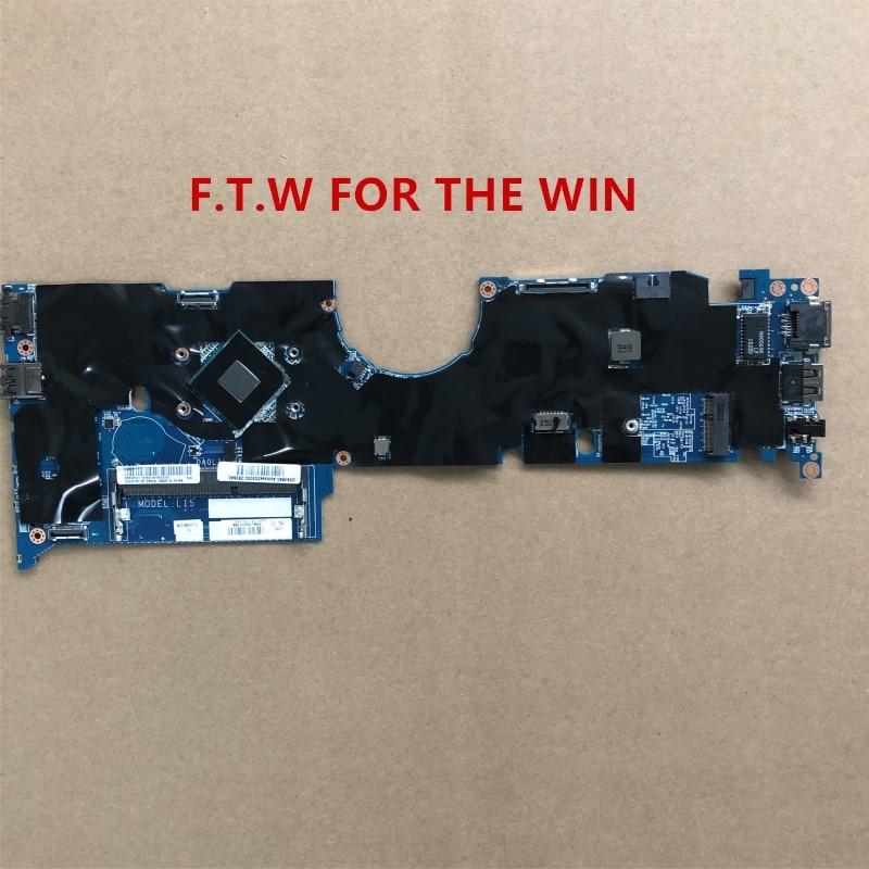 Para Lenovo Yoga 11E Touch ThinkPad 11e материнская плата для ноутбука 00HT223 DAOLI5MB6I0 CPU N2940 SR1YV DDR3L 100% хороший тест