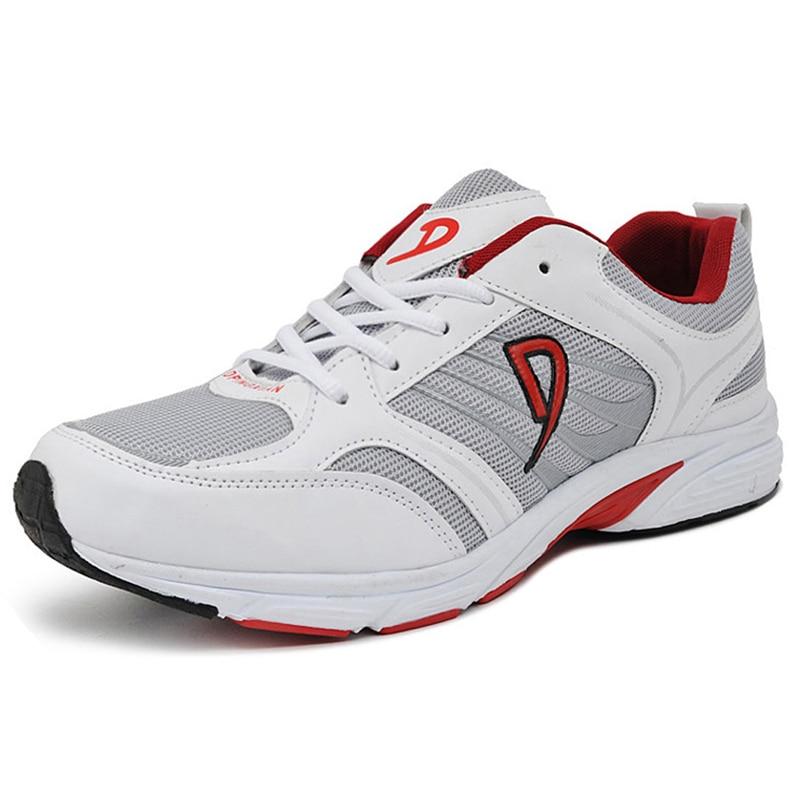 Мужская повседневная обувь из дышащего сетчатого материала, модные мужские роскошные брендовые дизайнерские туфли на резиновой подошве, ...