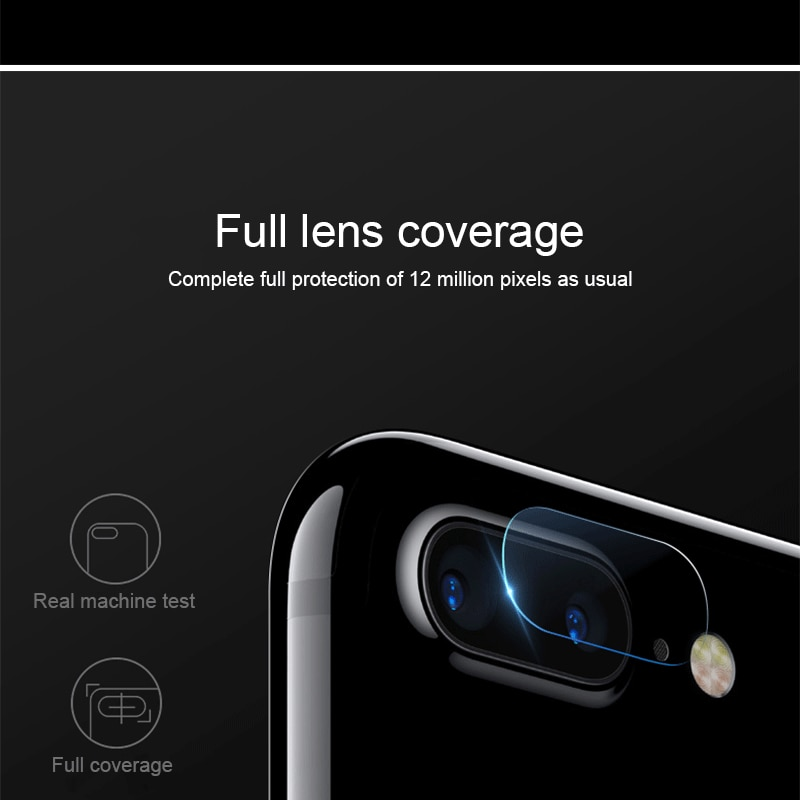 For Apple iPhone X XS XR XS max Screen Protector Back Camera Lens Screen Protector Tempered Glass Fi