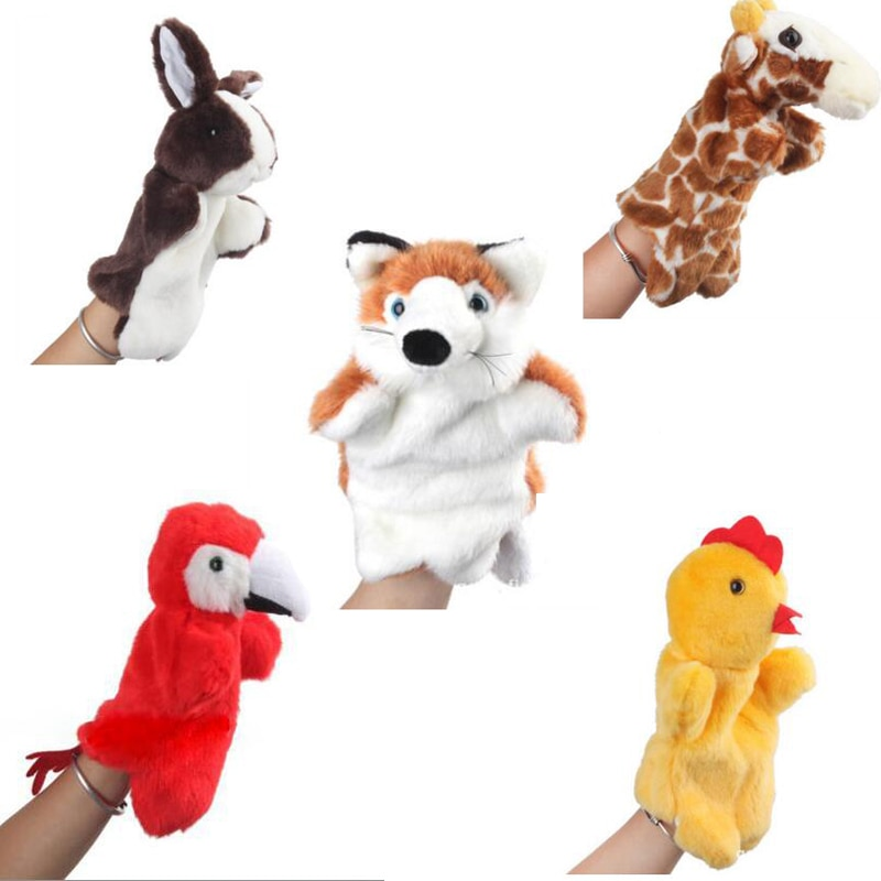 Плюшевая игрушка для детей, большой палец, плюшевая кукла с животными