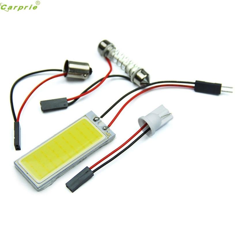 Precio de fábrica buena calidad 36 led SMD COB LED panel de luces para coche Interior habitación Domo bombilla de coche Nov 24 5 inferior