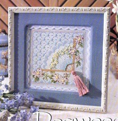 Вышивка крестиком Fishxx B781flowers[Fan], хлопковая нить и ткань, Водорастворимая печать, 100% точный рисунок, 11CT, вышивка