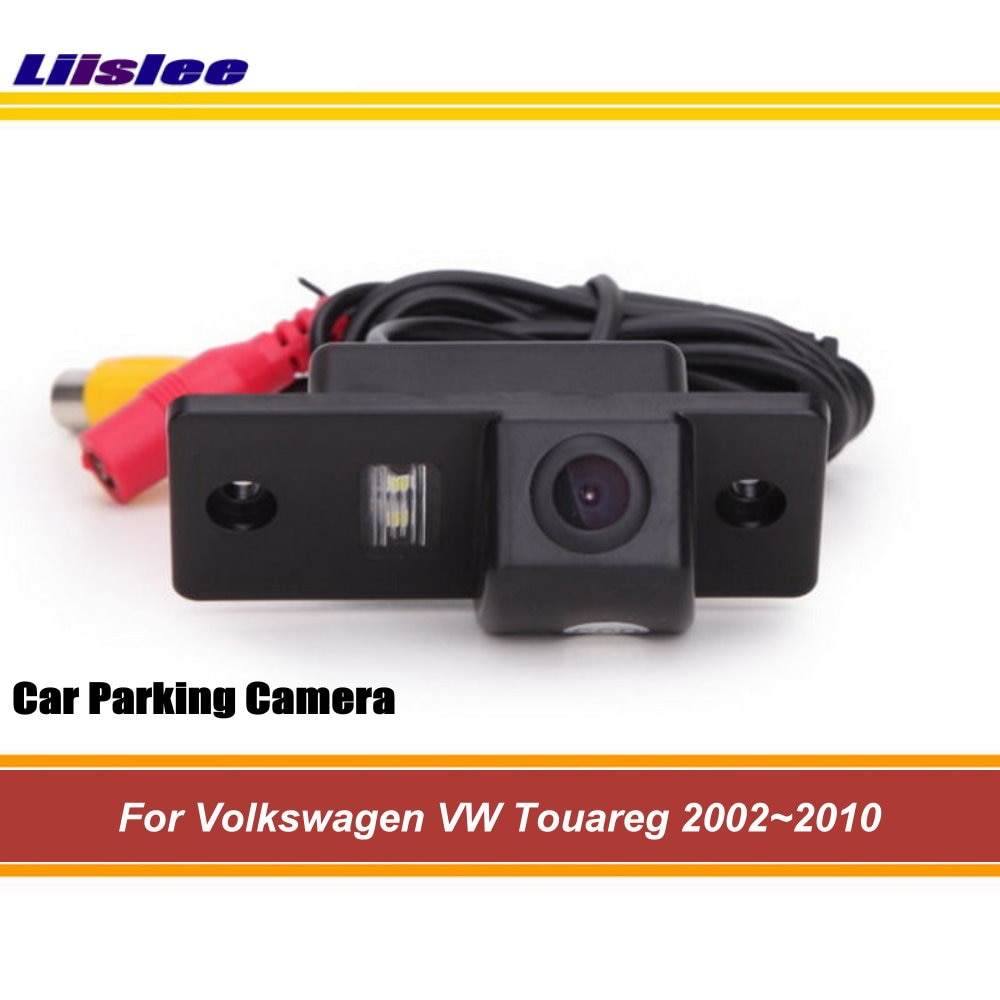 liislee rear view camera for peugeot 408 2014 2018 reverse hole parking back up camera night vision Liislee Rear View Camera For Volkswagen VW Touareg 2002~2010 / Back Up Parking Camera / Reverse Integrated CAM CCD Night Vision