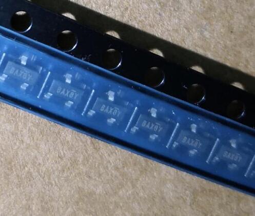 20 piezas IRLML2803TRPBF IRLML2803TR IRLML2803 SOT23 Transistor MOS ZJ