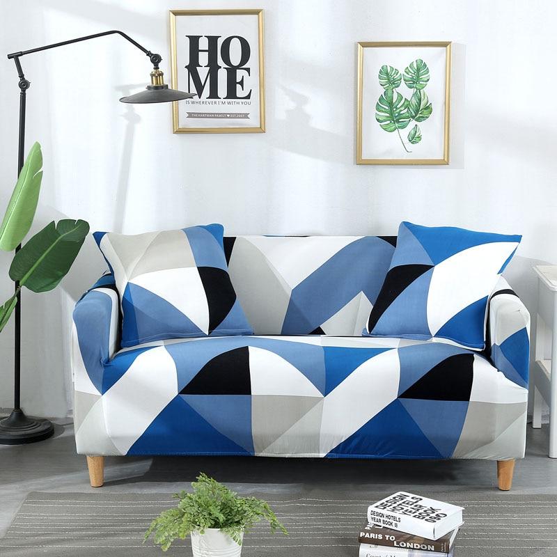 Sofa Cover Cotton Elastic Stretch Sofa Covers for Living Room Couch Cover Slipcovers funda sofa Armchair Corner Sofa Towel 1pc