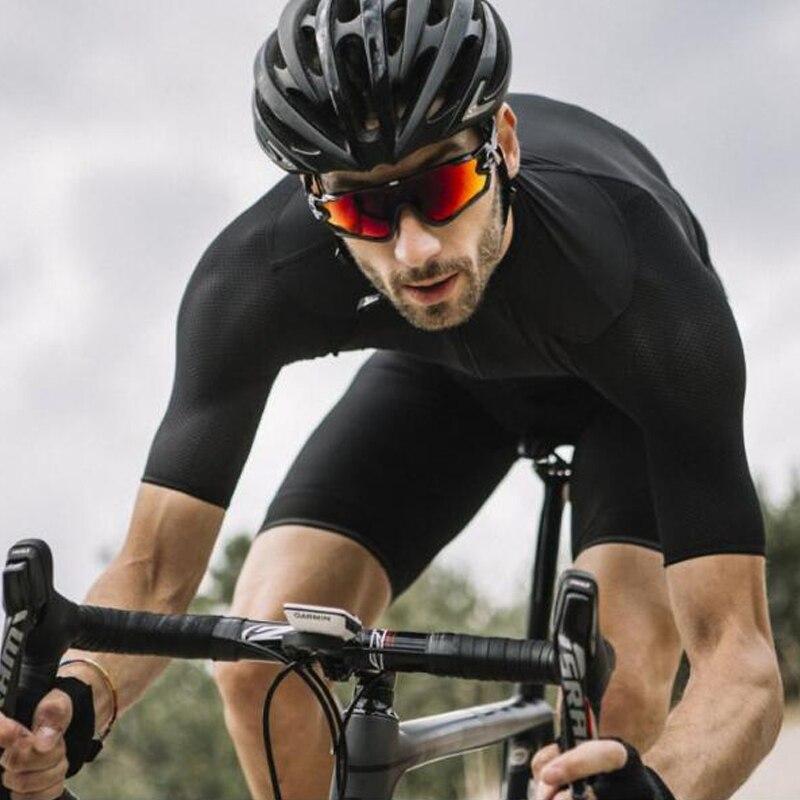 Men's Pro Super Speedsuit Cycling Skinsuit Men's Triathlon Sports Clothing Cycling Clothing Set Ropa De Ciclismo Maillot