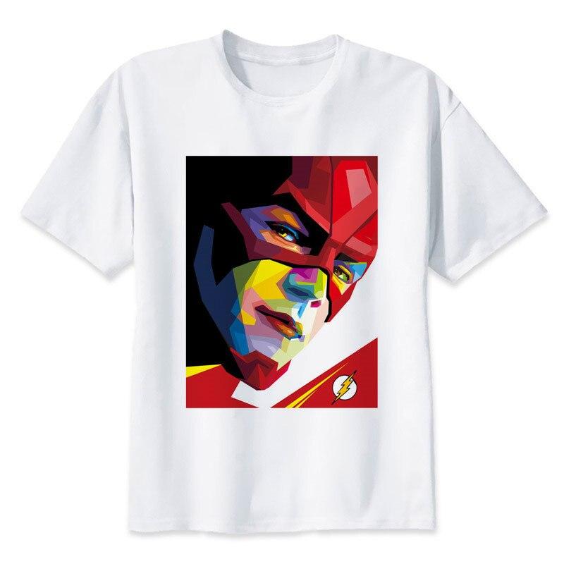 the flash T shirt men Animal T shirt 100% modal T-shirt Men clothes Pattern Wolf Man sporting Hot hip hop t shirt men mr2548