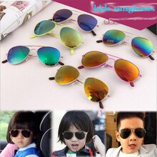 2019 Fashion Brand Kids Sunglasses Anti-uv Baby Sun-shading Eyeglasses Girl Boy Classic Retro Cute P