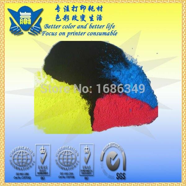 Vender universal tóner par rellenar color 1 Kg/bag con bolsa de papel de aluminio (4 bolsas/lote) compatible para OKIs C3200 impresora láser por DHL envío gratis
