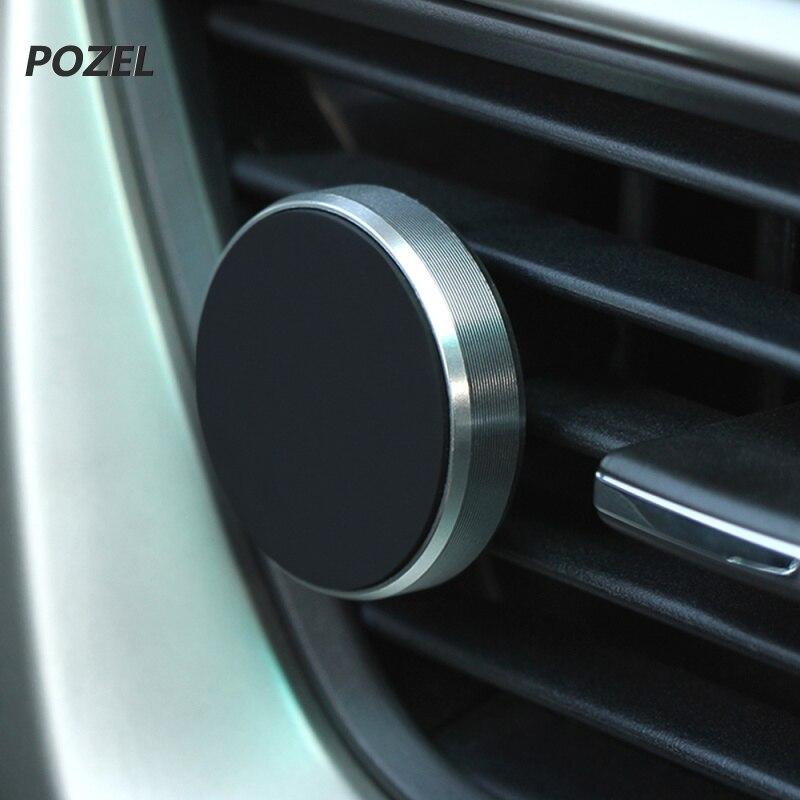 Автомобильный держатель, магнитный мини-держатель на вентиляционное отверстие для Honda HR-V, подходит для Accord Civic, CR-V, городской джазовый CRIDER GREIZ ELYSION