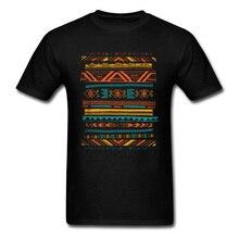 Toltec T-shirt graphique T-shirt hommes noir T-shirt Tribal Art Design hauts adulte T-shirt coton ajusté vêtements Unique livraison directe