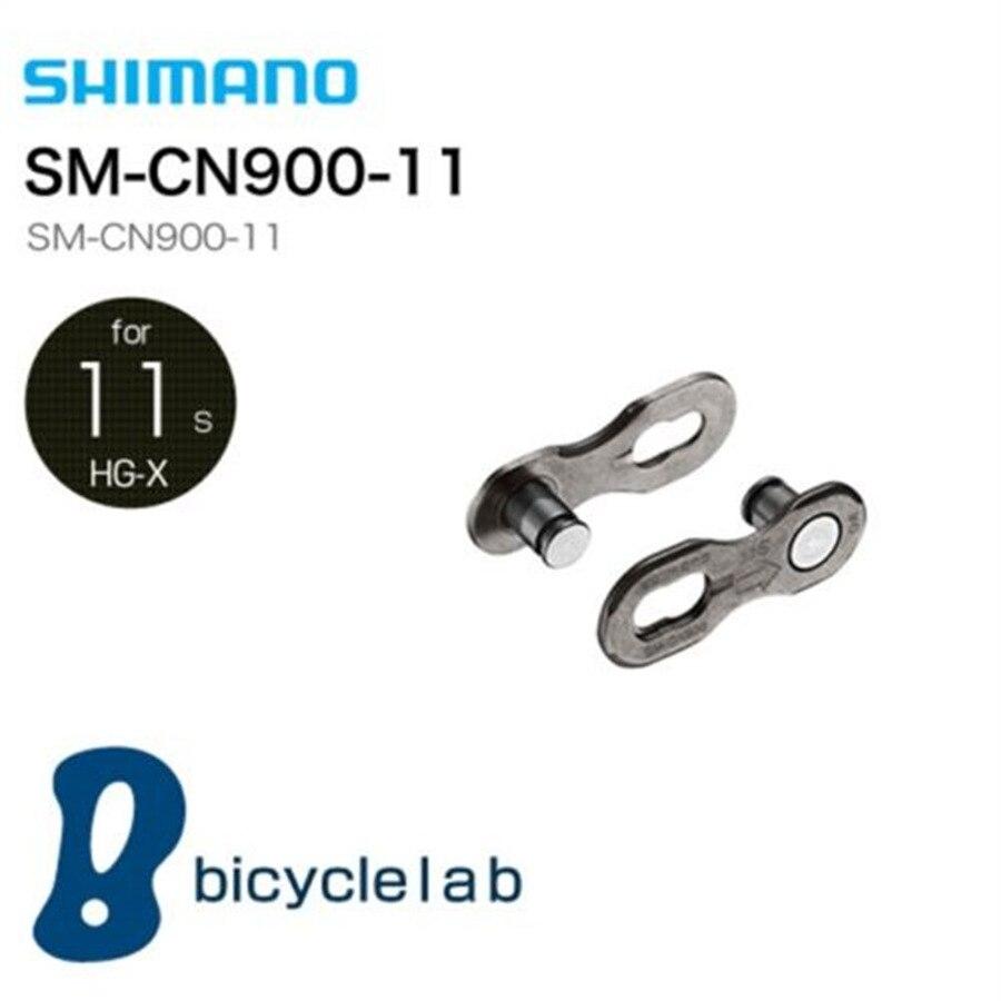 SHIMANO DURA-ACE XTR SM CN900 11s CN910 12s Cadena Enlace rápido para HG901 HG701 HG601 HG900 HG700 SM-CN900 cadena rápido