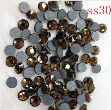 (4,6-4,8mm) 40 gross/5760 piezas ss30 corte a máquina de alta calidad dmc ajuste caliente plano pedrería motivo arte suministros