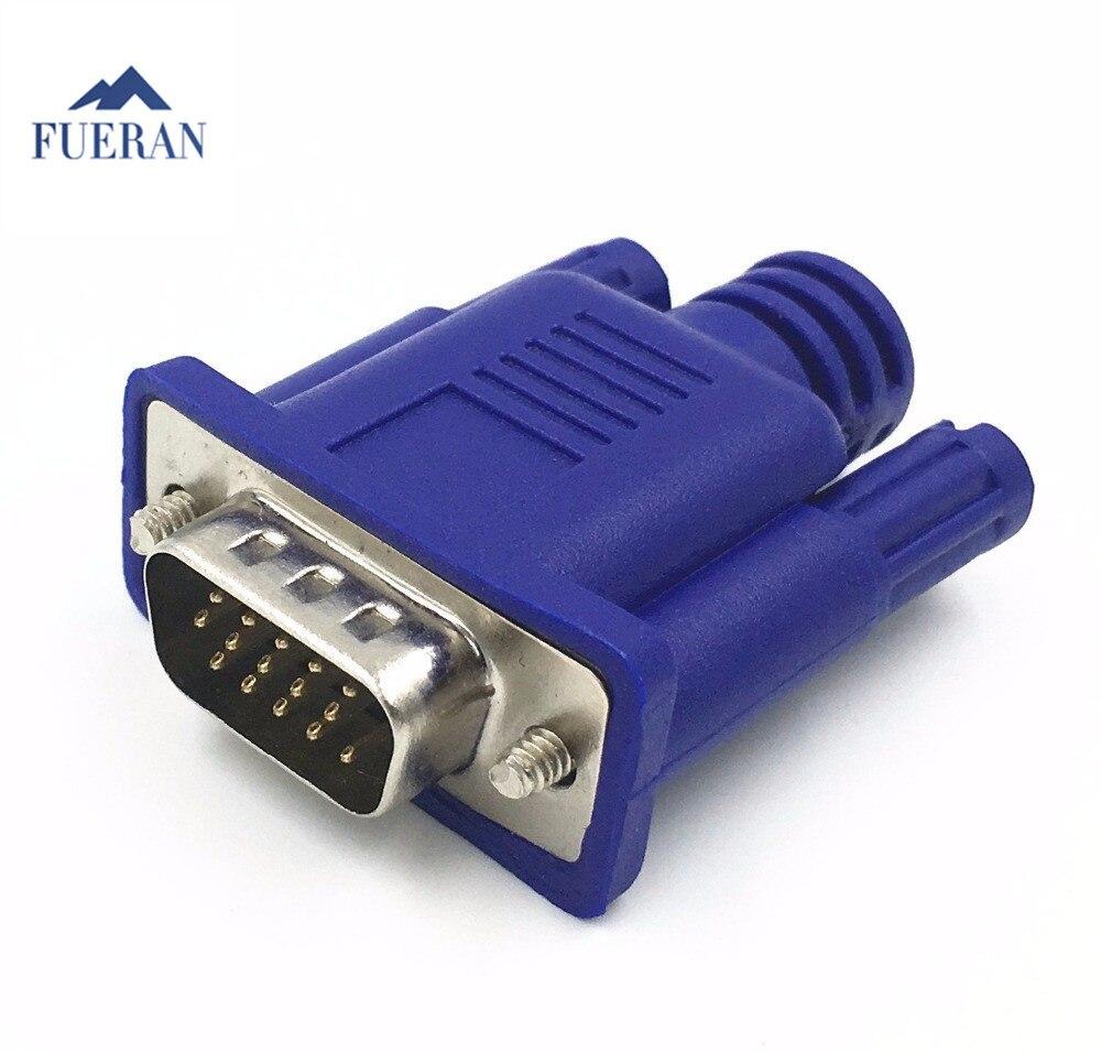 Пустышка FUERAN VGA, Безголовый Ghost, эмулятор отображения (подходит для Headless-1920x1080 при 60 Гц)