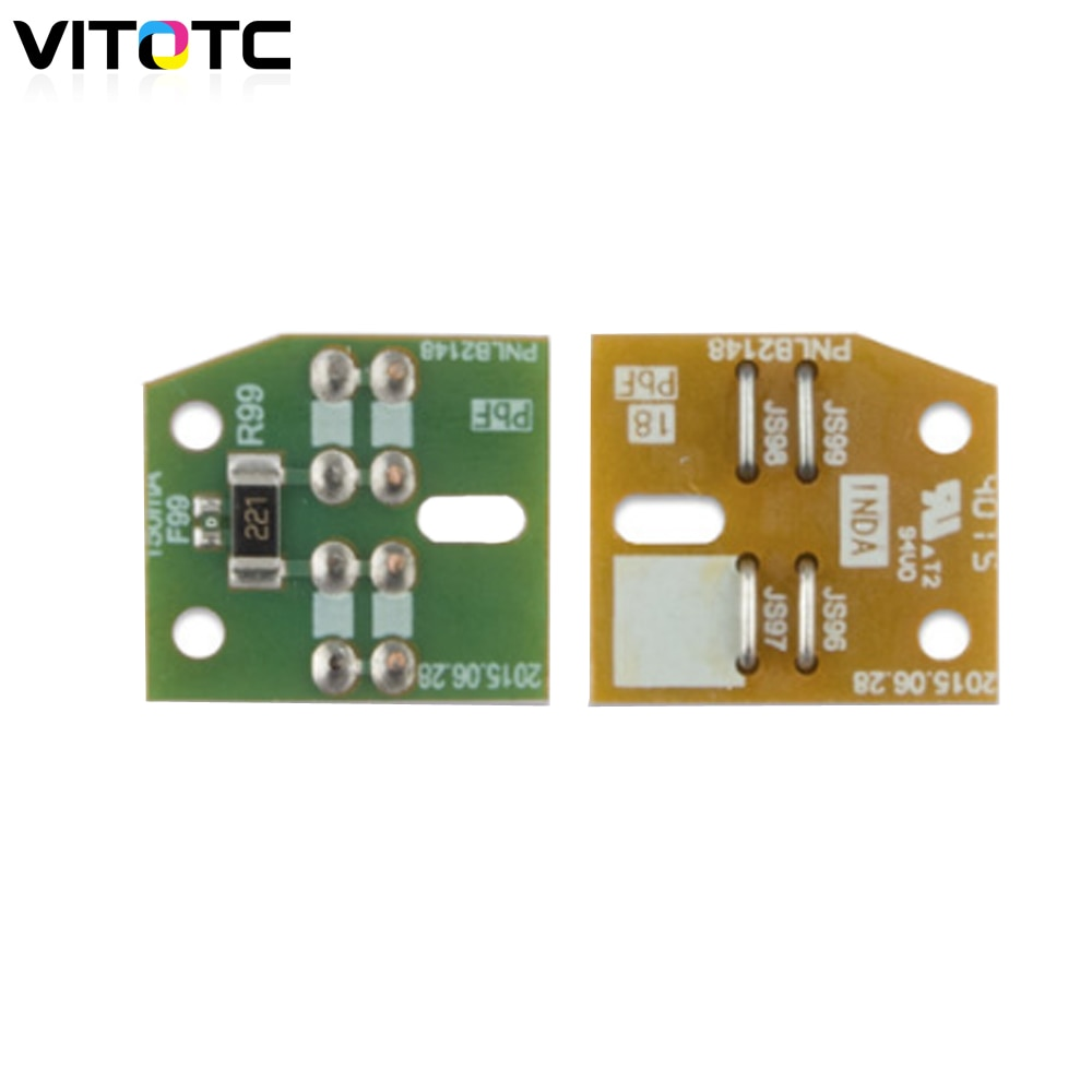 Chip de Reset Fac428 para Panasonic Toner Cartucho Chip kx Kx-mb2238cn Mb2538cn Mb2235 Mb2238 Mb2538 mb 2235 20x Kx-fac428
