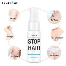 Smooth Body Hair Growth Removal Inhibitor Serum Oil Spray Treatment Legs Body Armpit Painless Stop Hair Repair Liquid TSLM1