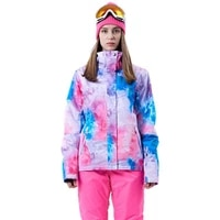 womens snow jackets outdoor sports snowboarding suit 10k waterproof windproof breathable skiing clothing high quality gsou snow