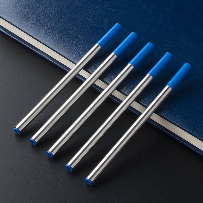 10 шт. jinhao высококачественные синие чернила для/Заправка цвета/Заправка шариковой ручки