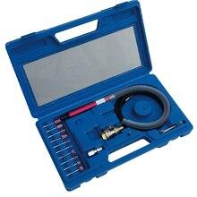 SAT7476 Dair Micro Kit de Meuleuse 16 pièces Dair Micro Meuleuse Kit Mini Crayon De Polissage Outil De Coupe Rotatif Cas