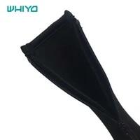 whiyo 1 pcs of bumper head pads headband cushion for superlux hd330 hd 330 headset