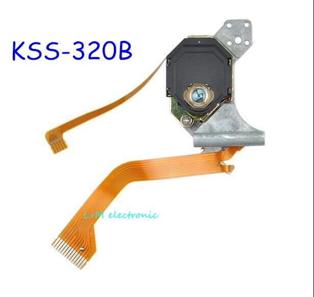 Oringal KSS-320B KSS320B KSS-320 KSS 320B CD de coche reproductor de lente láser Lasereinheit óptica-ups bloque Optique