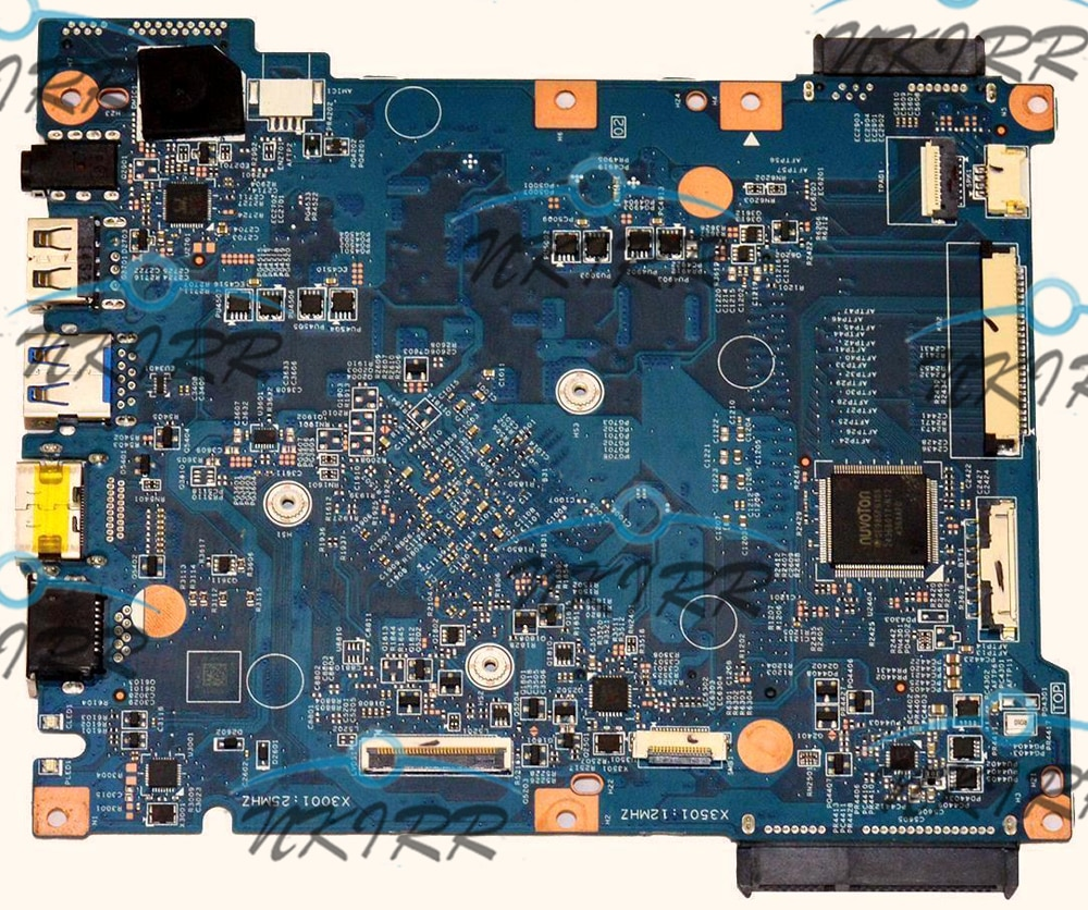 EA53-BM/EG52-BM MB 14222-1 448.03703.0011 448.03708.0011 448.03707.0011 N2840 NBMRW11002 placa madre para Acer Aspire ES1-512