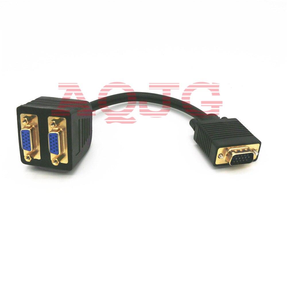 Cable VGA 3 + 9 VGA a VGA Cable de extensión 3...