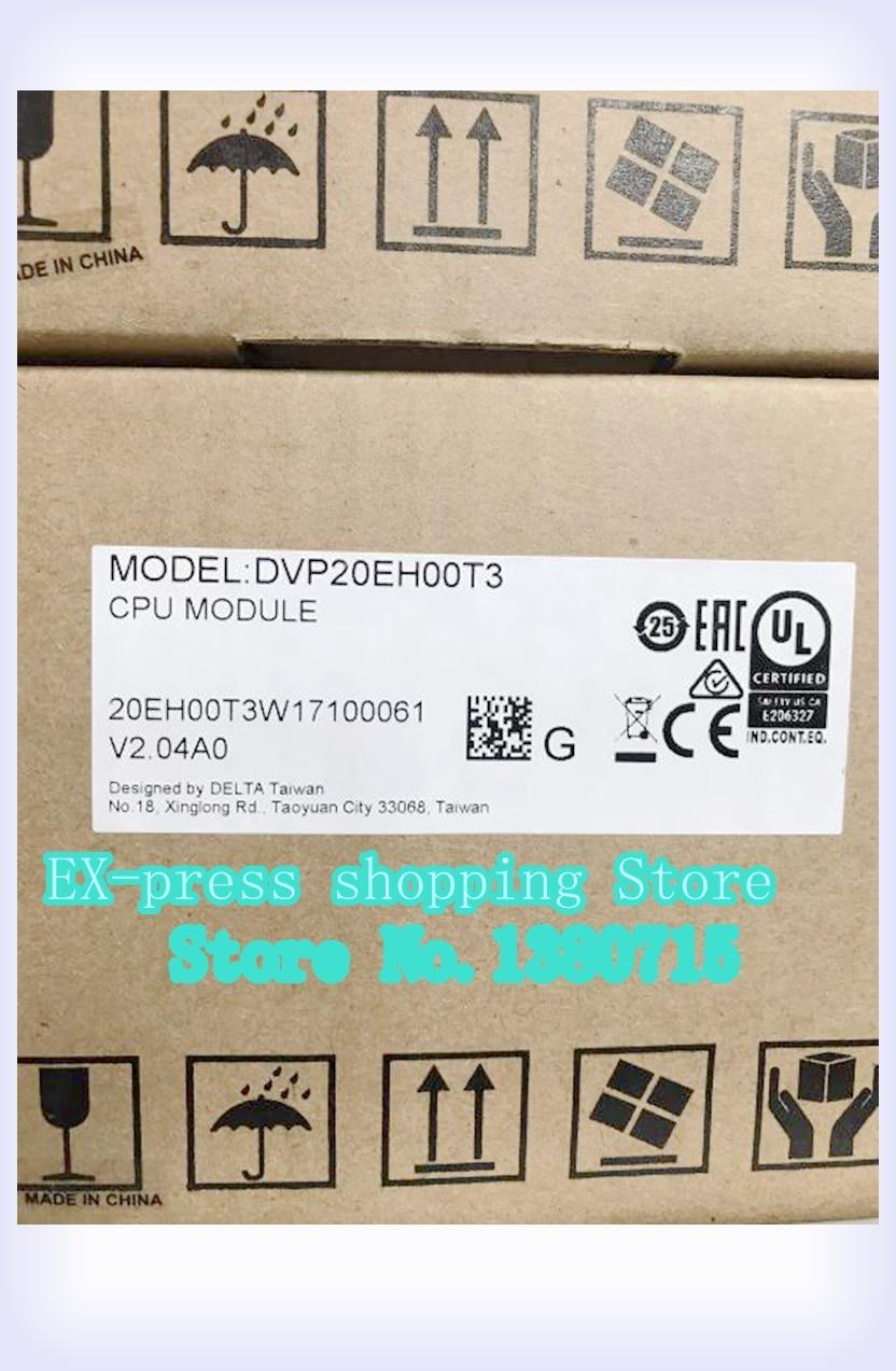 DVP20EH00T3 PLC EH3, سلسلة 100-240VAC 12DI 8DO الترانزستور الإخراج