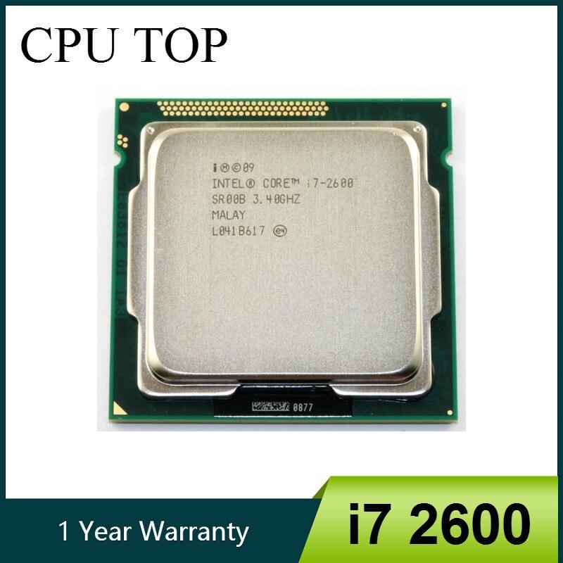 Процессор Intel i7 2600