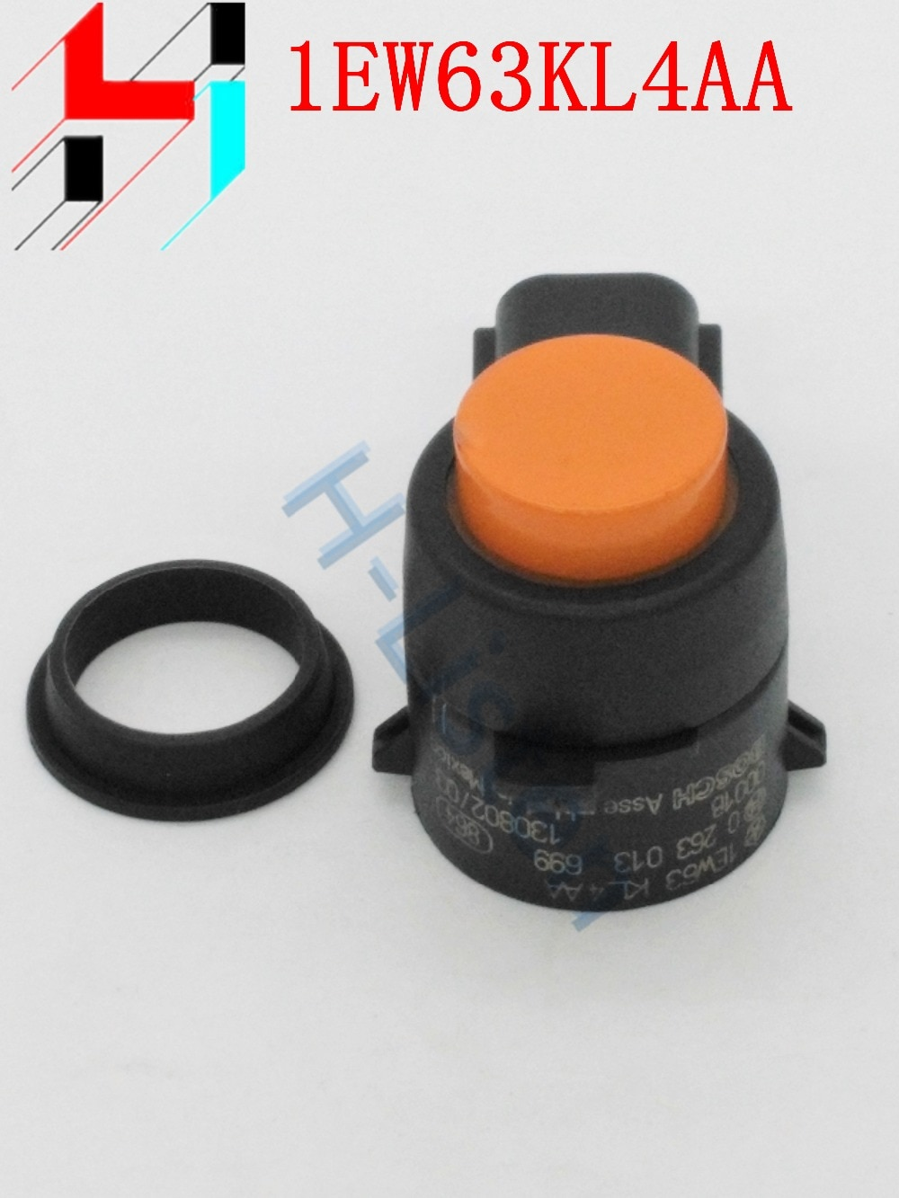 (4pcs)1EW63KL4AA OE#0263013699 PDC Parking Sensor Ultrasonic Reversing Radar Parktronic Assist