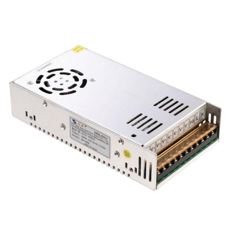 60 v 7a 420 vatios AC/DC fuente de alimentación conmutada 420 w 60 voltios 7 amp interruptor transformador adaptador de energía industrial