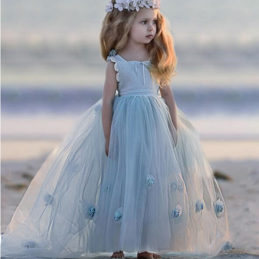new arrival princess short sleeves lace flower girl dresses 2019 pink appliqued ball gowns for girls first communion dresses New Arrival Flower Girls Dresses High Quality Lace Appliques Beading Short Sleeve Ball Gowns Custom Holy First Communion Gowns