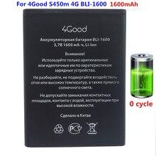 100% neue Hohe Qualität Original Batterie BLI-1600 Für 4 Gute S450m 4G TLI-1600 BLI-1600 Handy Batterien