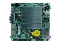 Moins cher carte mère sans ventilateur Baytrail J1900 quad core pour nuc pc OEM/ODM fabriqué en chine