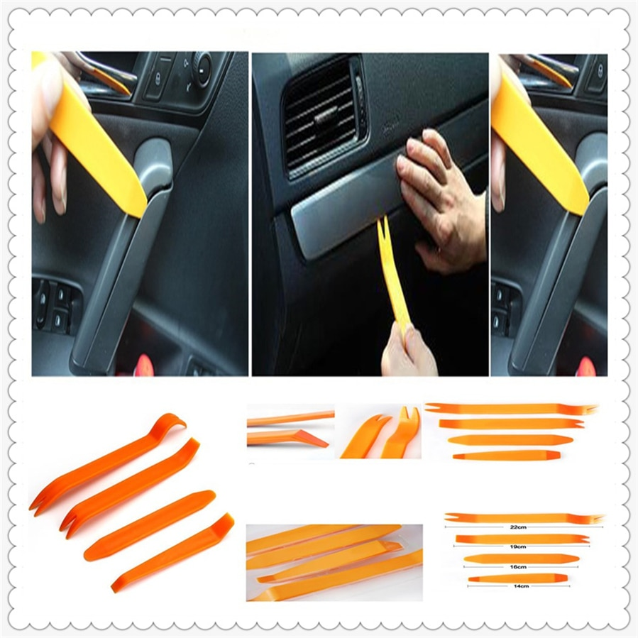 Auto-Radio Clip Trim Herramienta de extracción Panel para Nissan NV200 Nuvu NV2500 foro Denki 350Z Zaroot DE MARZO DE Murano TIIDA