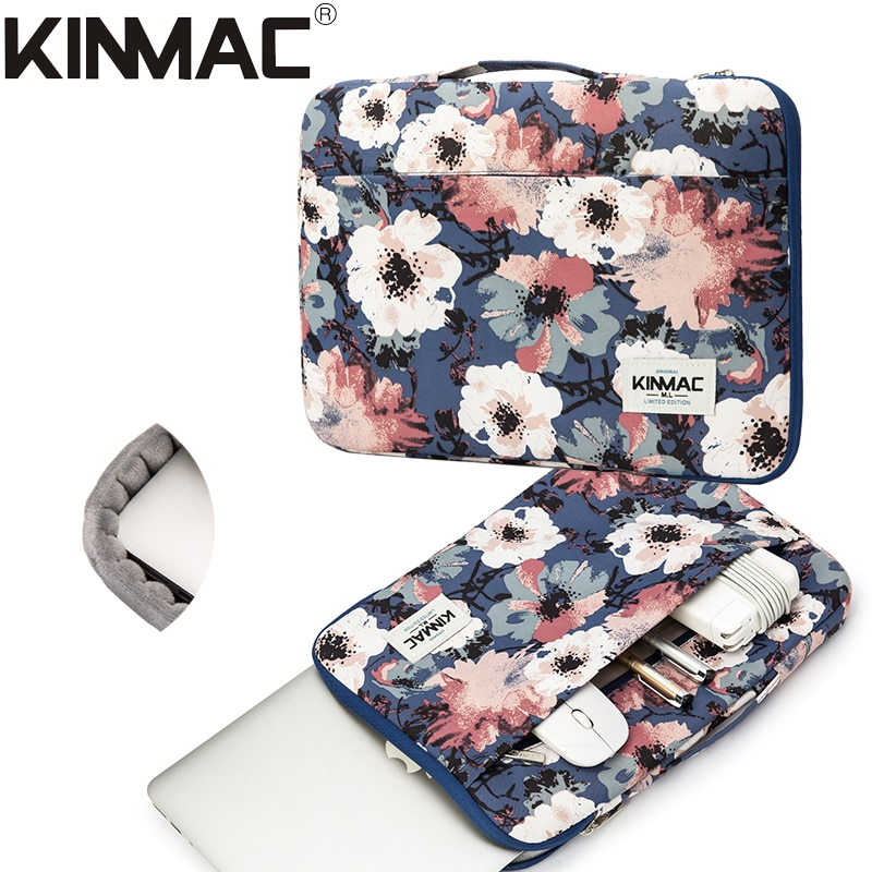 "2020 New Brand Kinmac Handbag Sleeve Case For Laptop 12"",13"",14"",15"",15.6"",Bag For MacBook Air Pro 13.3,15,4 Free Shipping KS027"