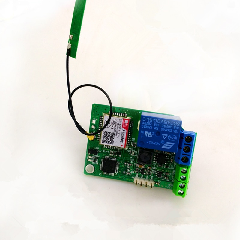 GSM SMS contrôleur de synchronisation téléphone portable commutateur de commande à distance pompe armoire de contrôle serveur redémarrer un moyen 250 V 10A Module de relais