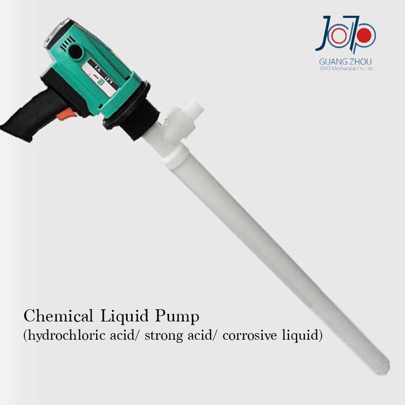 مضخة كهربائية للسوائل ، مقاومة للتآكل ، 950 واط ، برميل RPP