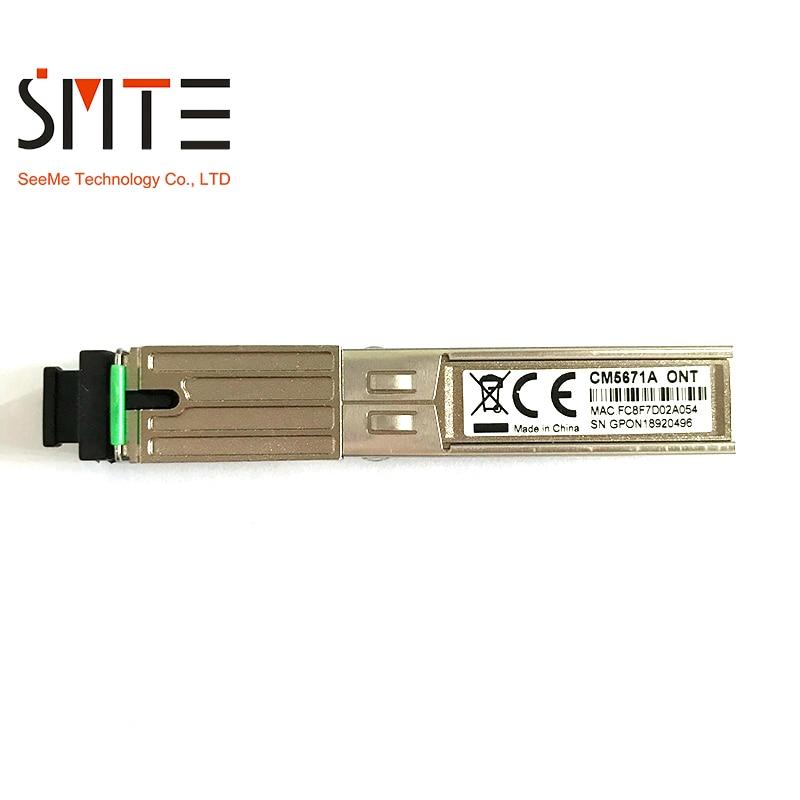 GPON ONT SFP CM5671A совместим с HUAWEI MA5671A