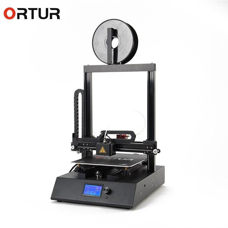 Ortur4 Высокая точность OEM 3d принтер большой размер здания промышленный высокая