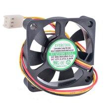 Cooling Revolution EC4510M12SA 4510 45mm fan 4,5 cm x 45x45x10mm 12V 0.07A CPU de computadora puente norte y sur pequeño ventilador de refrigeración