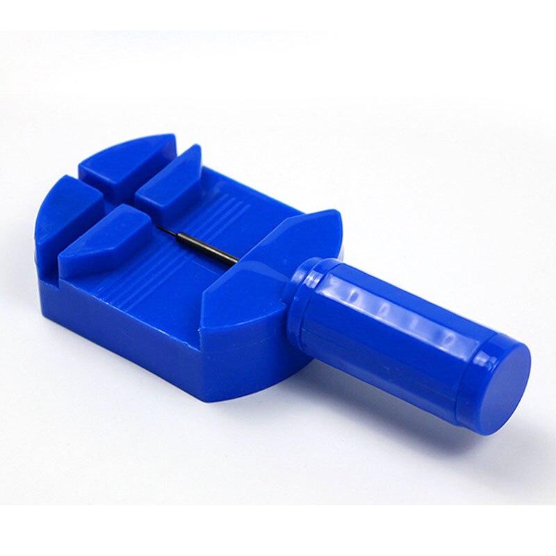 Bestdon, Kit de herramientas de reparación de correa de reloj, herramienta de ajuste de pulsera para hombres/mujeres, accesorios de reloj de pulsera, hendidura de correa de reloj
