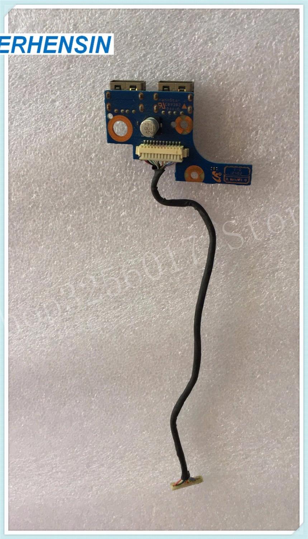 Genuino para SAMSUNG para NP300E5E NP270E5E de potencia de la serie Placa de botón