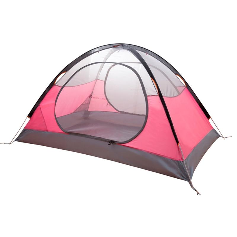 Mobi Gardon Cold Mountain 3AIR 3 people 3-season Double Layer Aluminum Pole Tent Professional Outdoor Camping Tent
