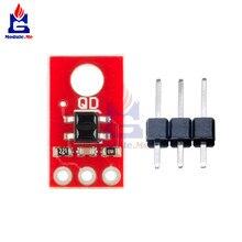DC 3.3 -5V QRE1113 Digital Linear Sensor IR LED Infrared Reflective Sensor Module Capacitor Discharge Circuit Breakout Board