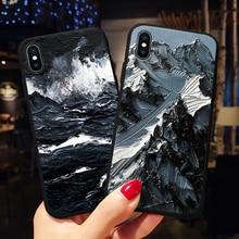 3D Relief Telefon Fall Für Huawei P40 Lite E P30 P20 Mate 20 Lite Ehre 20 Pro 10i 20i 8X P Smart Y6 Y7 Y9 Prime 2019 Abdeckung Fundas