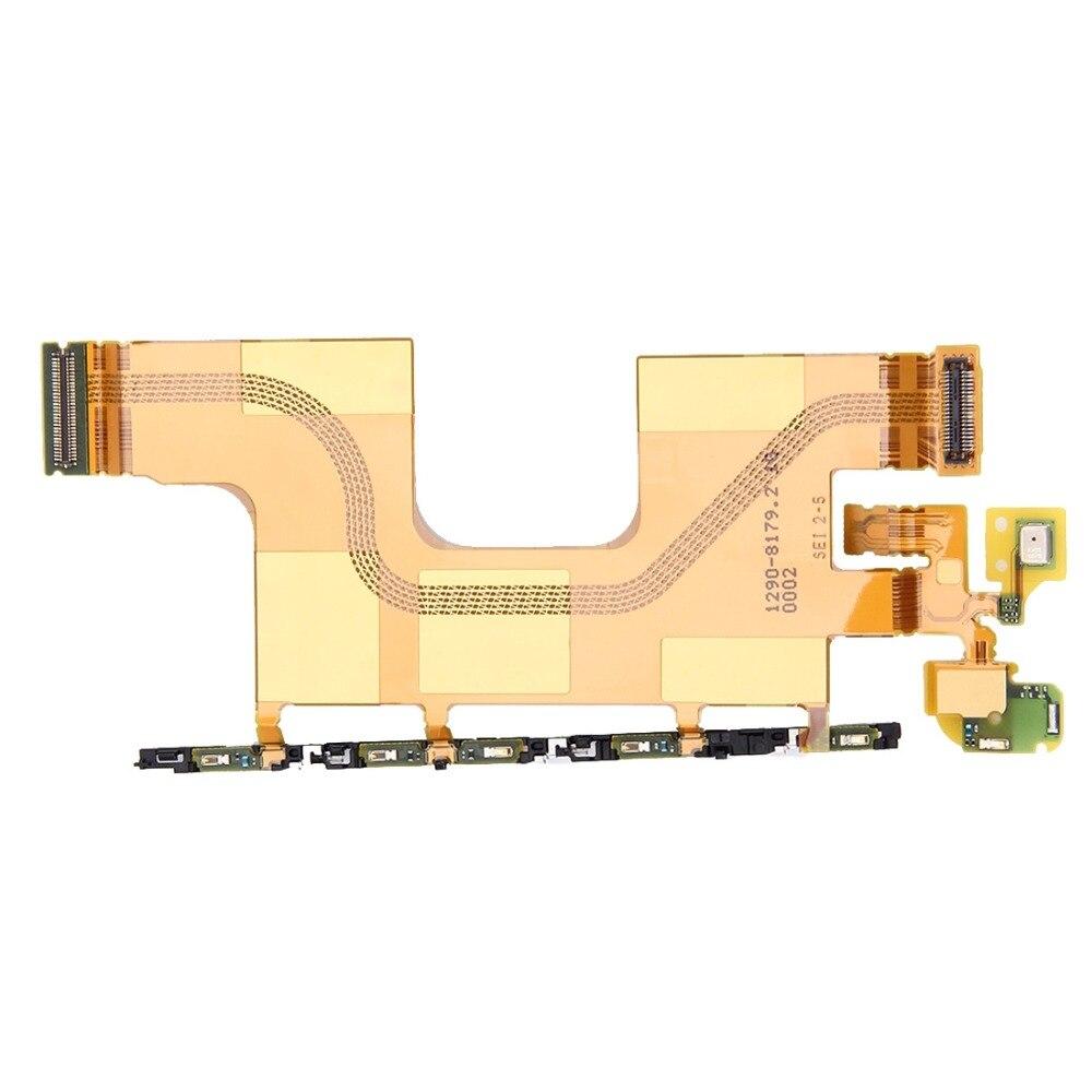 IPartsBuy conector LCD Flex Cable para Sony Xperia Z3 +/Z4