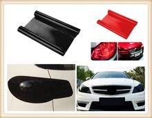 Автомобильная индивидуальная модификация фары Задний фонарь противотуманная фара цветная пленка для Toyota Yaris Tundra Tacoma RAV4 COROLLA, Aygo Avalon