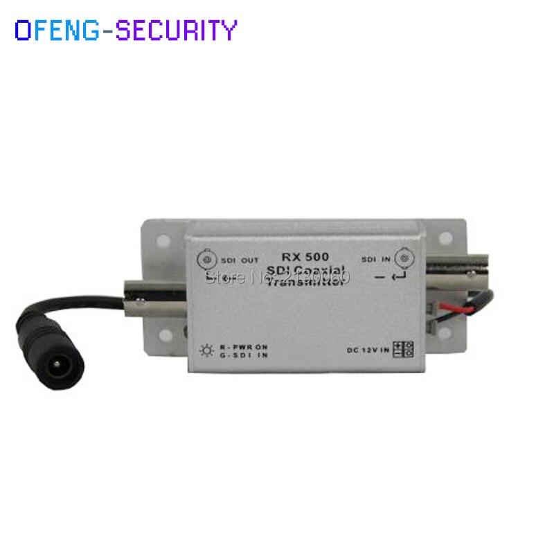 Sdi divisor coaxial extensor divisor repetidor, SDI extensor sobre coaxial la distancia de hasta 500 m, soporte SD/HD-SDI, 720 p, 1080p